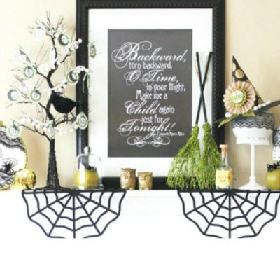 20 Spooky Halloween Decor Ideas