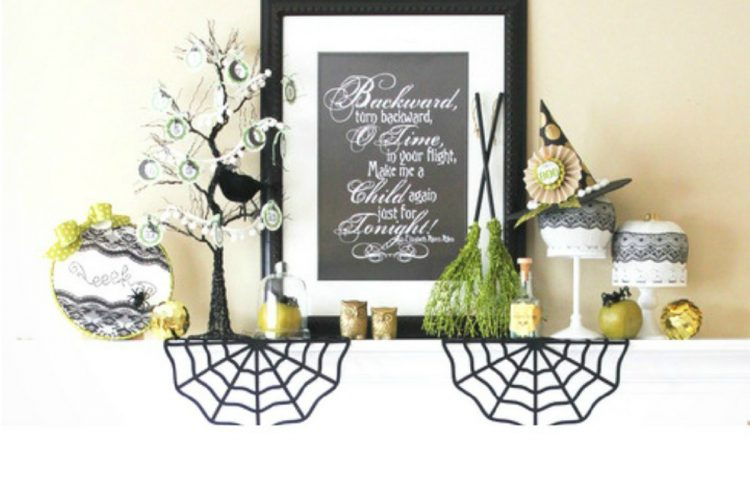 20 Spooky Halloween Decor Ideas
