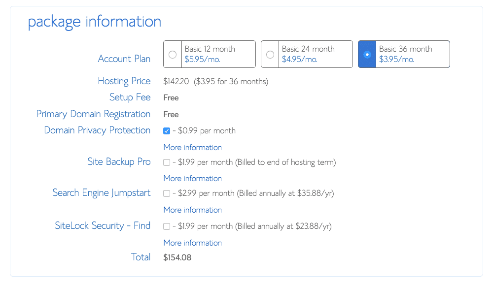 5-package-information