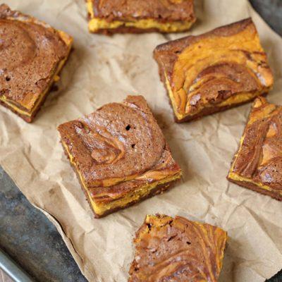 Best Pumpkin Cheesecake Brownies Recipe