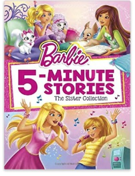 barbie-5-minute-stories-book