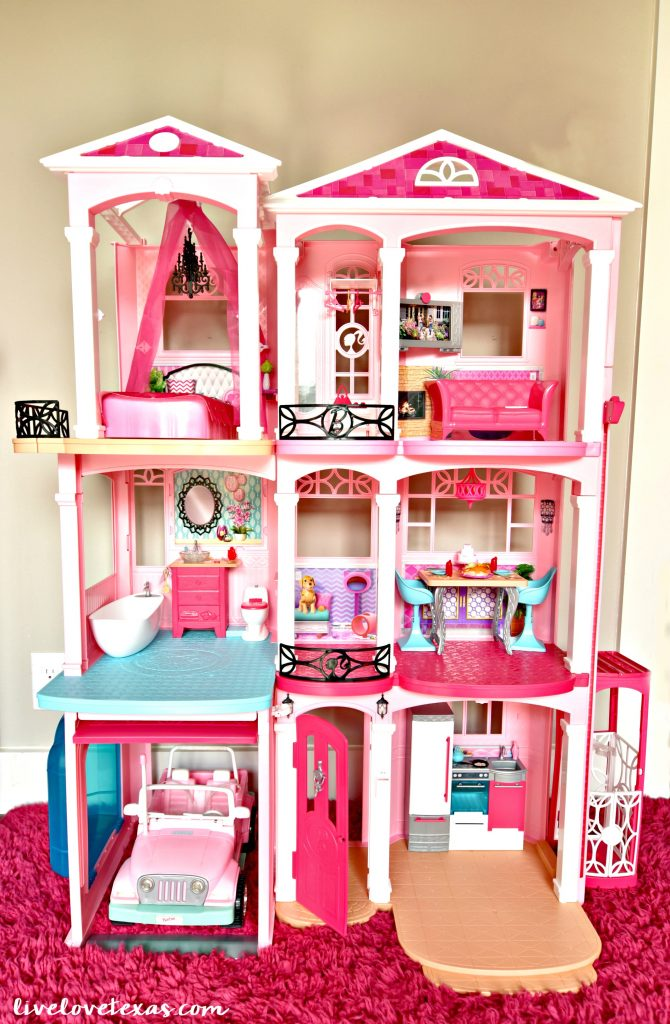 Barbie Dream House 2015 – House Plan 2017