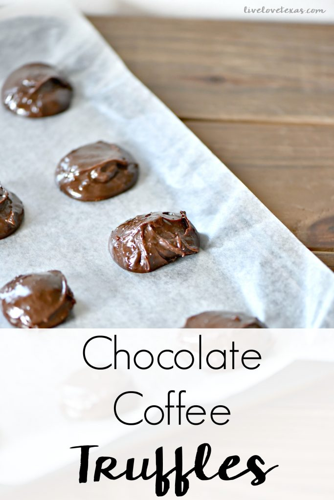 At your next holiday treat exchange, don't serve the same old dessert as everyone else. Try this melt-in-your-mouth Chocolate Coffee Truffles recipe instead!