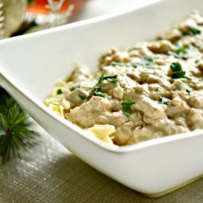 Easy Beef Stroganoff Recipe – Effortless and Homemade