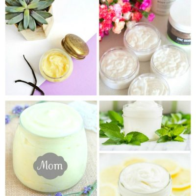 20 Easy DIY Body Lotion Recipes