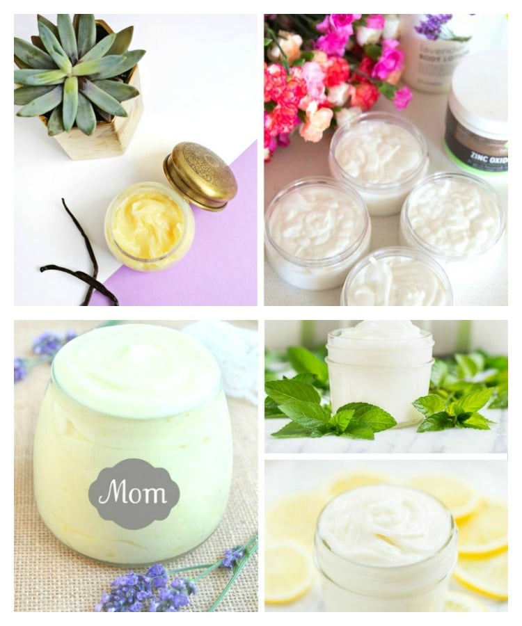 Get crafty with your gifting this year and try these 20 Easy DIY Body Lotion Recipes!
