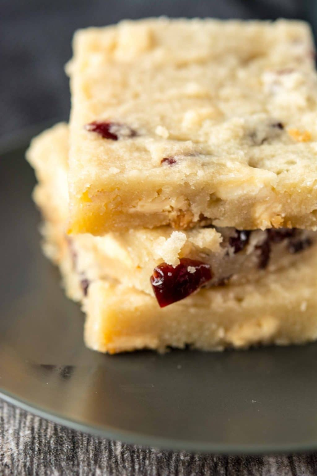 Christmas Slow Cooker Shortbread Bars Recipe