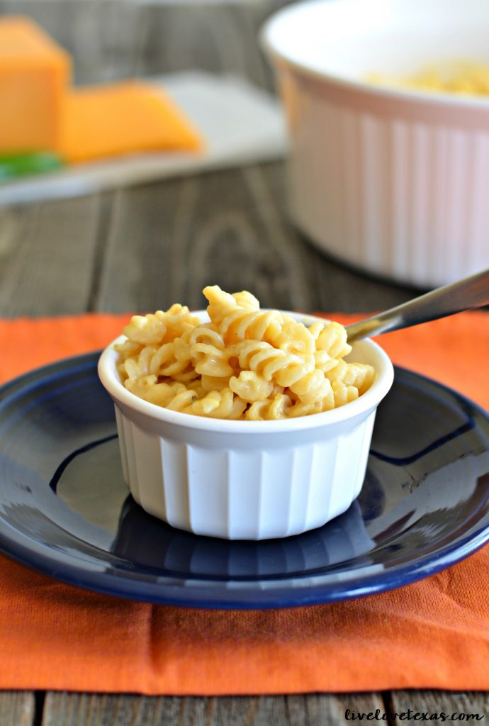 This Spicy Easy Creamy Macaroni & Cheese Recipehits your palette in all the right places. The spiciness can be adjusted to your taste but the easy creamy macaroni cheese recipe base remains a staple in any kitchen!