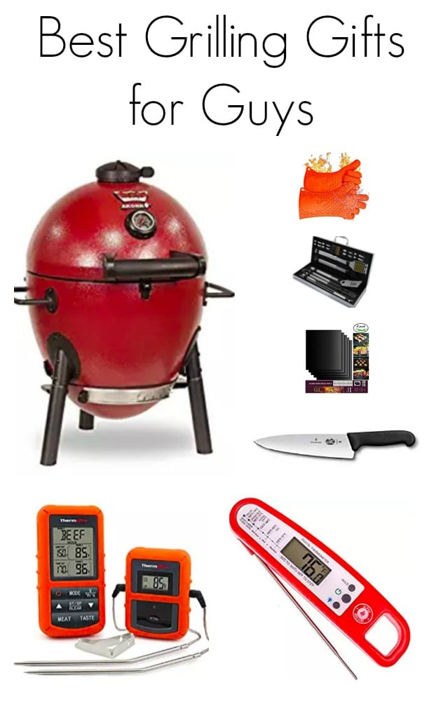 Top 7 Christmas Grilling Gifts For Guys Gift Ideas For