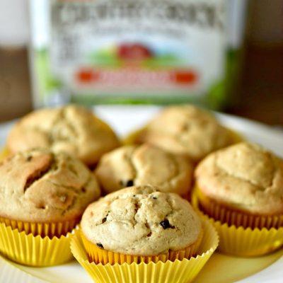 On-the-go Breakfast: Banana Peanut Butter Muffins Recipe