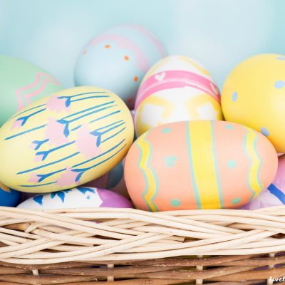 65 Non Candy Easter Basket Ideas