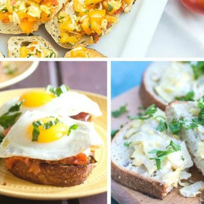 15 Easy Bruschetta Appetizer Recipes