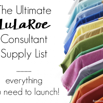 Ultimate List: LuLaRoe Consultant Supplies