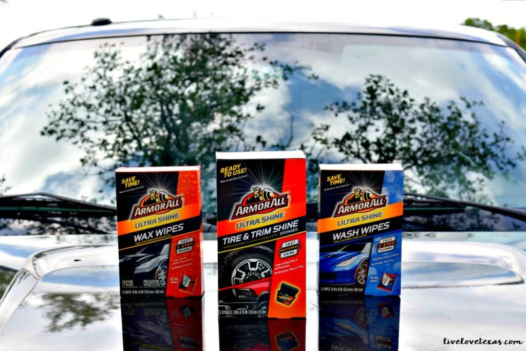 Spring cleaning is in full swing around here. But why stop at your house? Learn How to Detail Clean Your Car in 5 Easy Steps and get it ready for the warm months ahead!