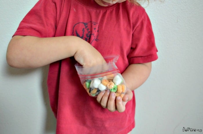 The perfect kids on the go snack to use every day!