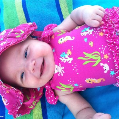 Creating a Summer Schedule for Baby