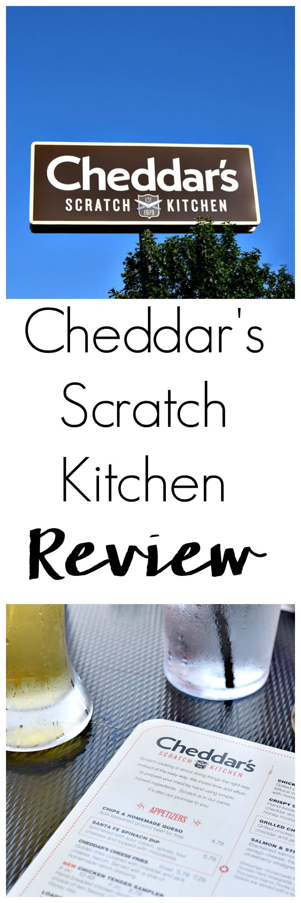 Cheddar\'s Scratch Kitchen Review + $50 Gift Card Giveaway