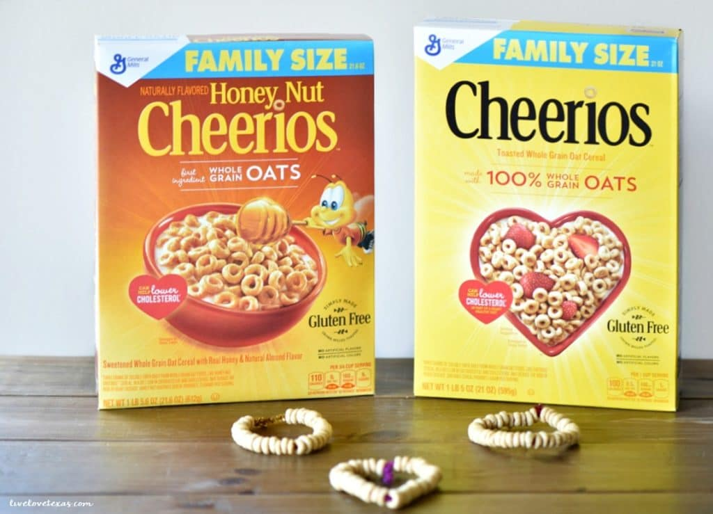 how to make cheerios for baby