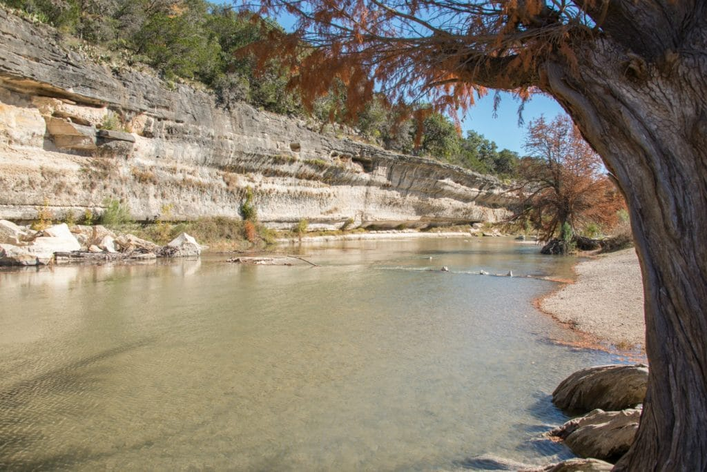 Guadalupe River State Park. Everything's bigger in Texas...even the camping. Discover the best hidden gems in Texas in the 5 MUST VISIT camping spots in Texas!