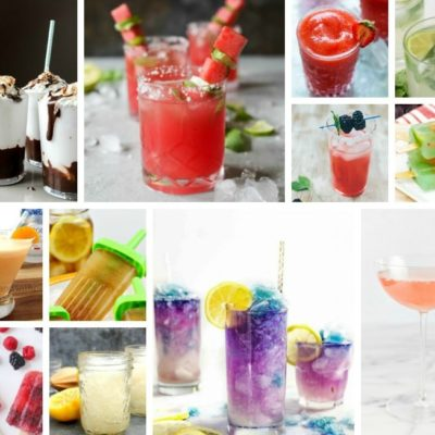 Beat the Heat with the 15 Best Boozy Frozen Summer Recipes