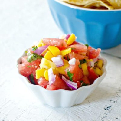 Best Fruit Salsa Recipe Ever!