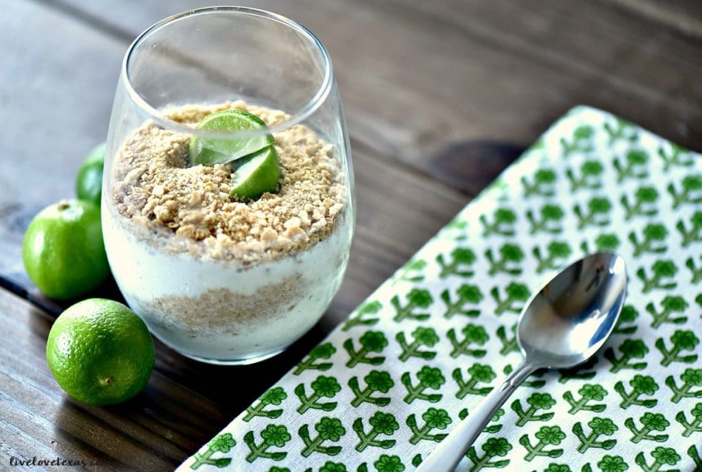 Beat the heat with this delicious dessert. The taste of the Keys just got closer with this refreshingly simple Key Lime Pie Ice Cream Parfaits recipe!