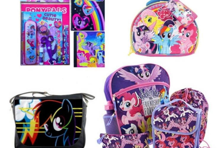 Back to School Must Haves for My Little Pony Fans