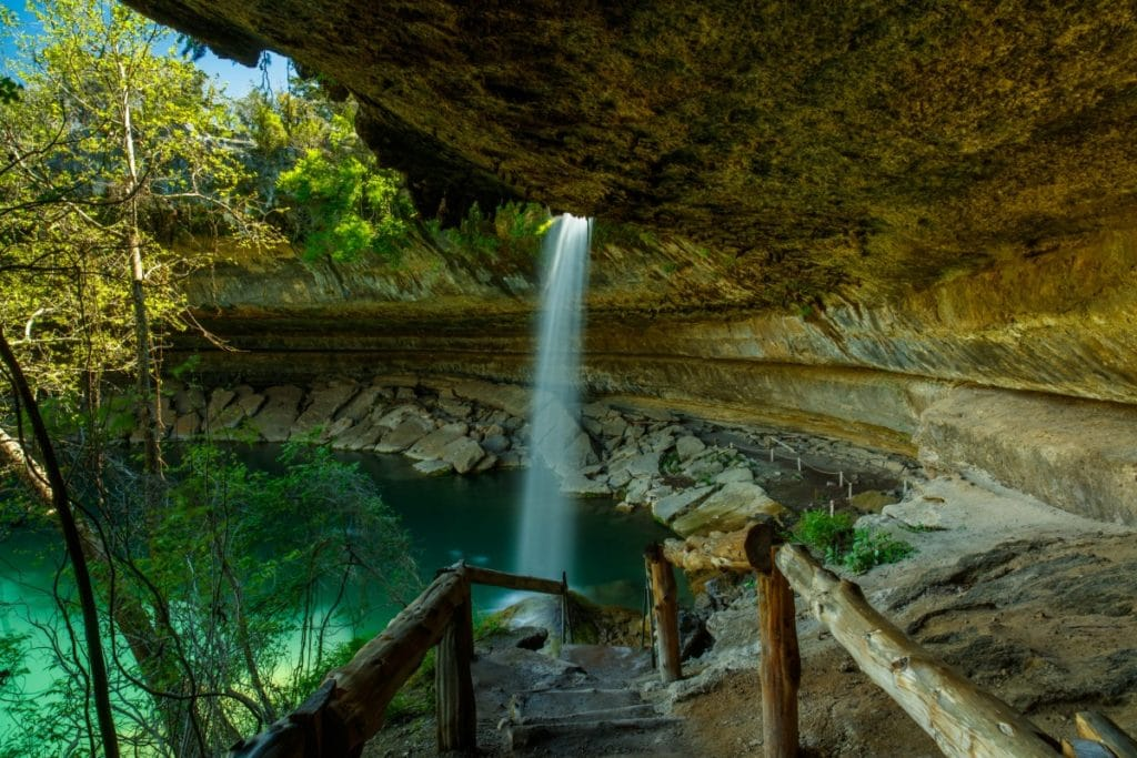 7 Best Central Texas Waterfalls to Add to Your Summer ...
