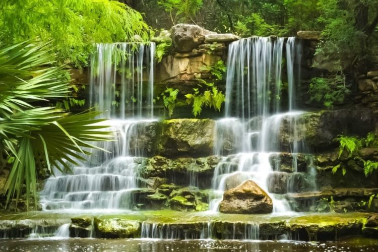 7 Best Central Texas Waterfalls to Cool Down in This Summer