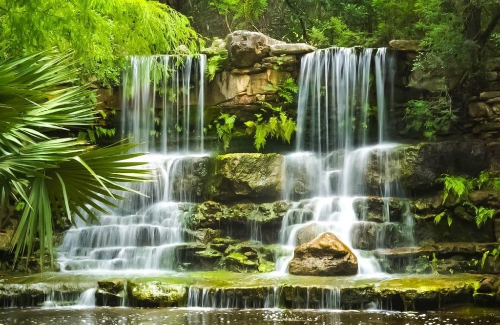 Best Central Texas Waterfalls Zilker Park Waterfalls