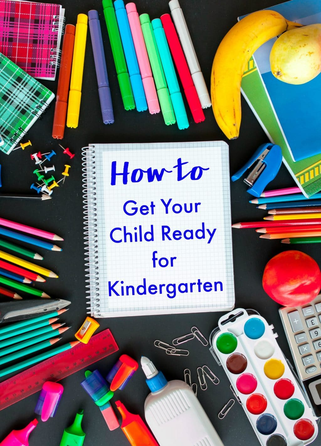 Summer is almost over. Stop wondering how to get my child ready for kindergarten and learn everything you need to know before sending your little one off!
