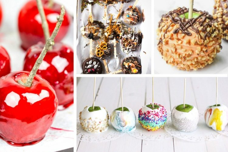 20 Colored Candied Apples Recipes