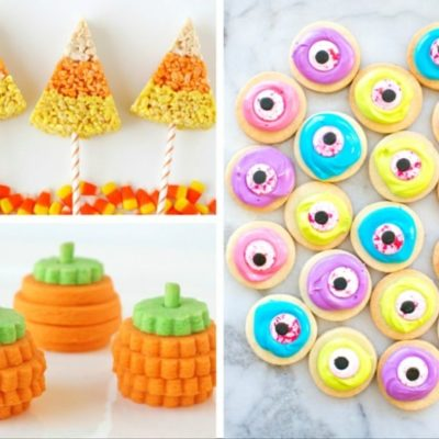 20 Festive & Fun Halloween Party Snacks