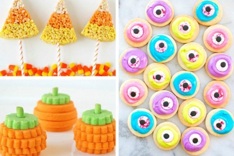 20 Festive & Fun Halloween Party Snacks