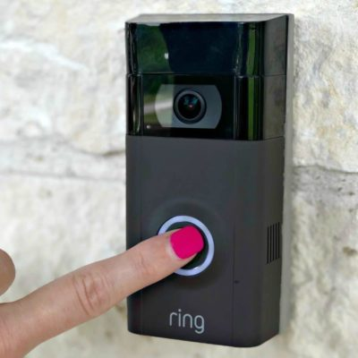Ring Video Doorbell 2 Review: Top Tech Gifts this Christmas