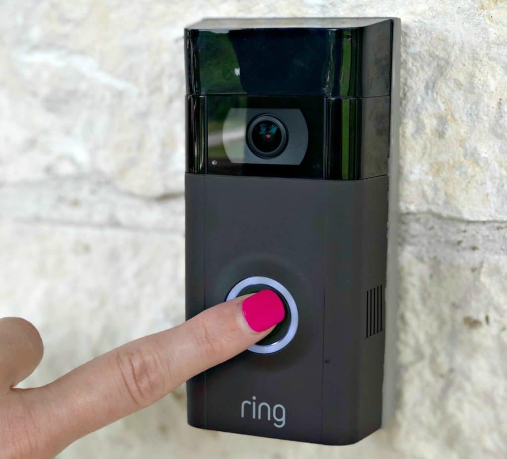 ring video doorbell 2 review top tech gifts this. Black Bedroom Furniture Sets. Home Design Ideas