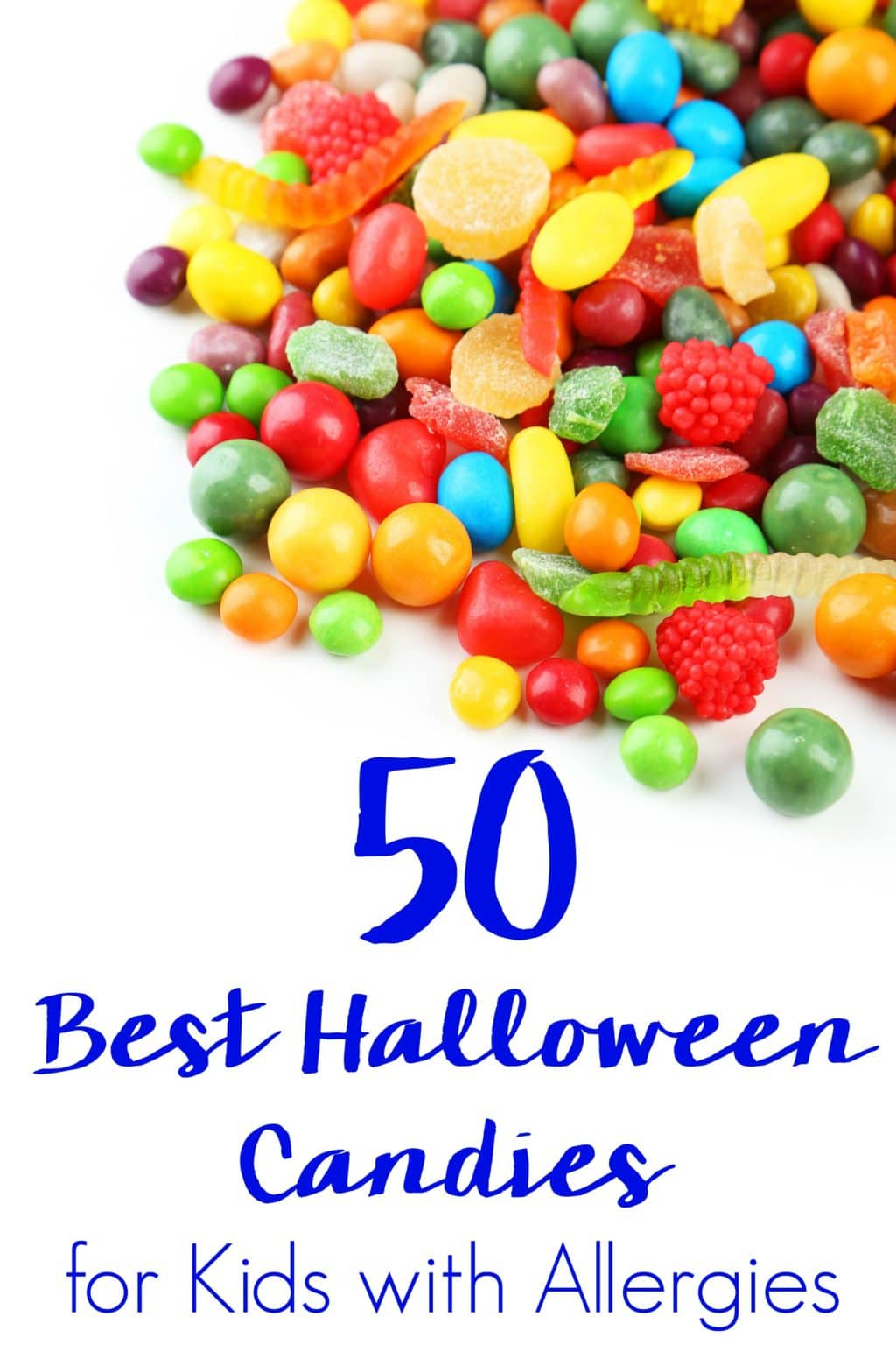 Best Halloween Candy for Kids with Allergies (Big List of 50)