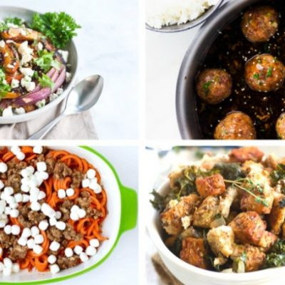 Thanksgiving Side Dishes – 20 Spicy Ideas