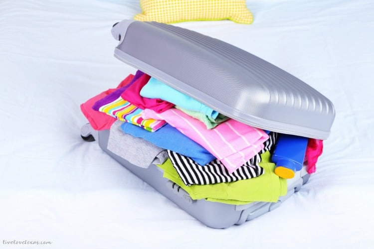 7 Suitcase Packing Tips & Tricks for Vacation