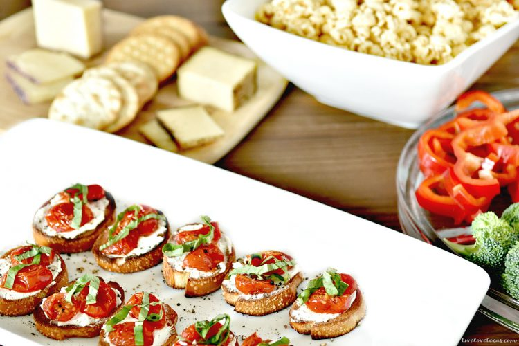 Quick & Easy Holiday Appetizer Recipes