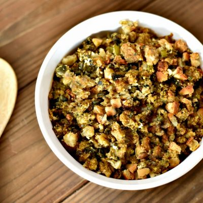 Easy Oyster Dressing Recipe: Southern Thanksgiving Side Dish