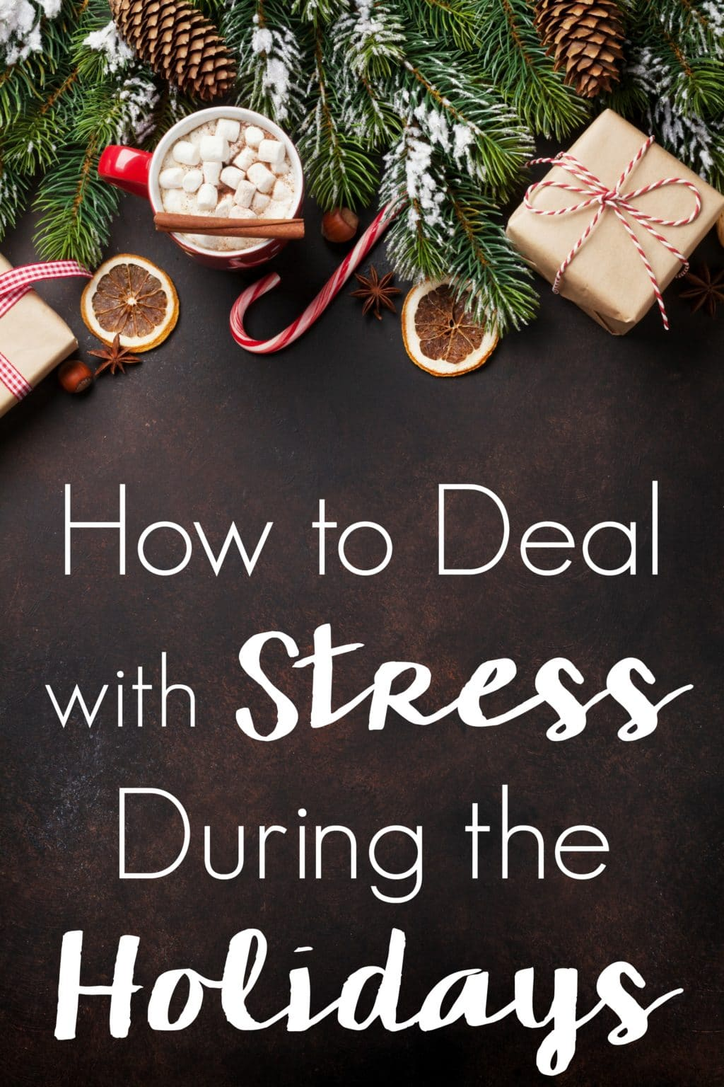 Learning how to deal with stress during the holidays before they arrive is the key to enjoying yourself during the busiest and most wonderful time of year!