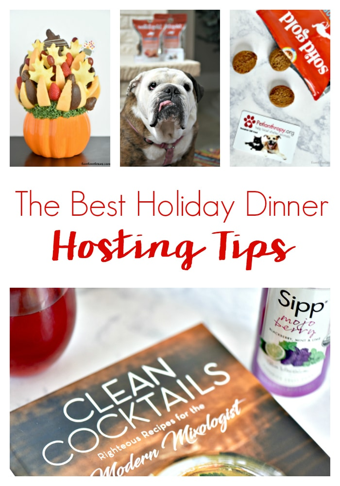 Don't let stress or worry keep you from enjoying the holidays. Just follow this essential guide of the best holiday dinner hosting tips!