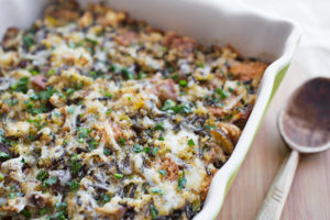 Gluten Free Stuffing for Thanksgiving