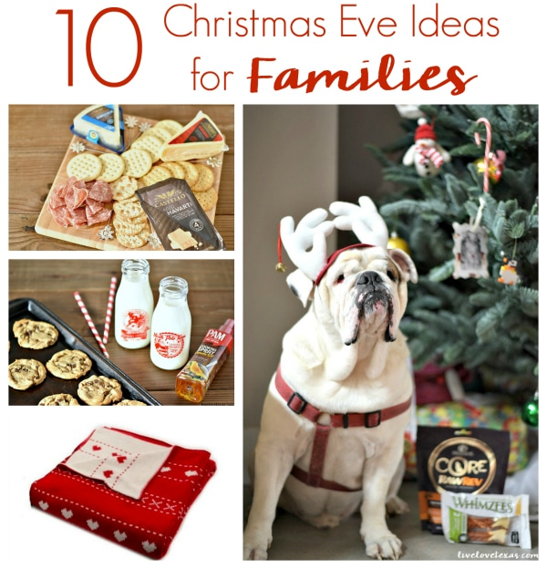 Don't wait until Sunday and realize you have nothing planned, get inspired with these 10 Christmas Eve Ideas for families!