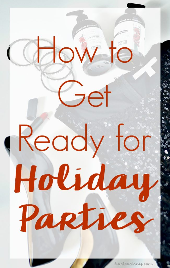 Don't blow your shopping budget on all of the fun events that you're attending. Instead, check out How to Get Ready for Holiday Parties on a Budget!