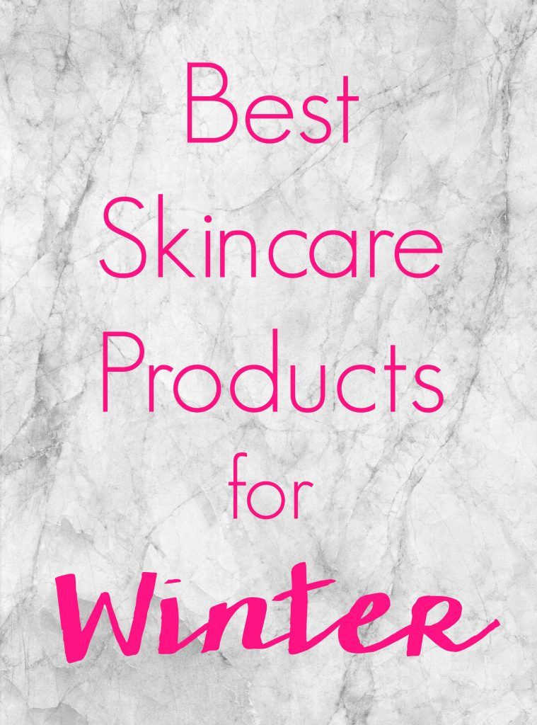 Don't settle for dry, dull skin because of changes in the seasons. Try this Easy 4 Step Skincare Regimen + the Best Skincare Products for Winter!