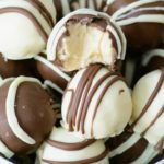 This easy homemade Bailey's Chocolate Truffle recipe uses only seven ingredients and is super easy to make for St. Patrick's Day or any day!