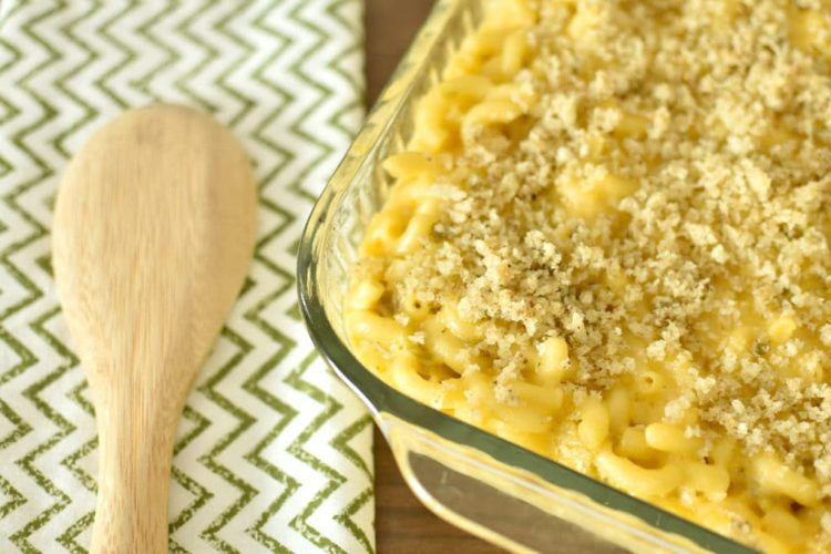 Spice Up the Big Game with this ZAS! Hatch Chile Mac & Cheese Recipe