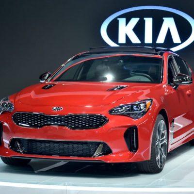 Kia Ride & Drive Experience: DFW Auto Show